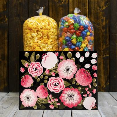 Moonlit Blooms Popcorn Gift Box