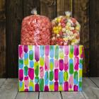 Painted Gems Popcorn Gift Box