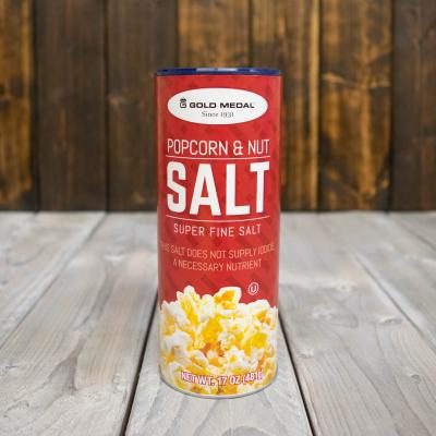 Gold Medal Popcorn & Nut Salt